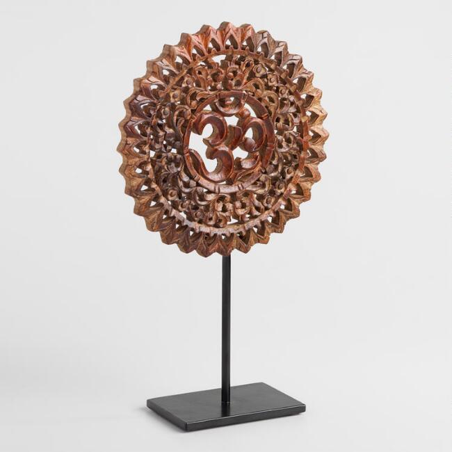 Mandala Sculpture