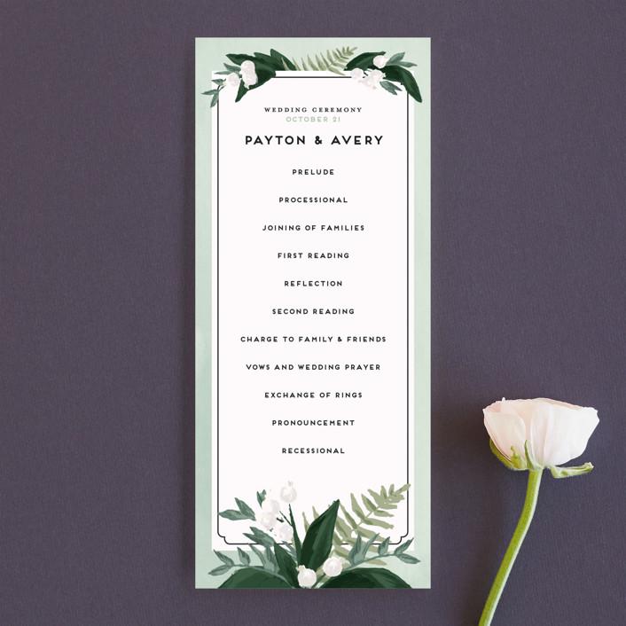 Botanical Name Plate
