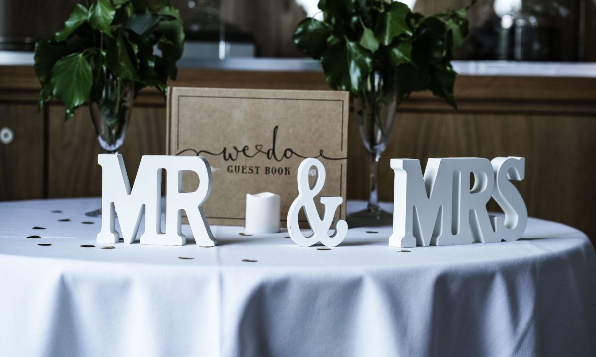 Not Your Typical Wedding Guest Books