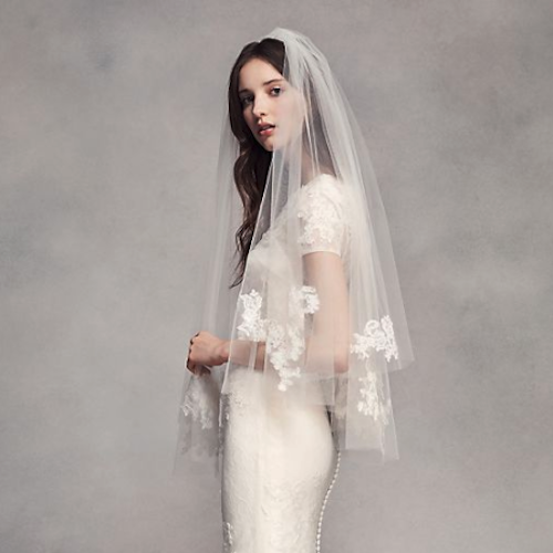 9 Different Types Of Veils For Every Kind Of Bride Mywedding