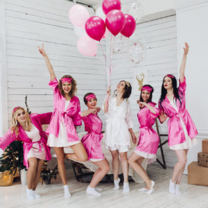 Classy & Fun, Naughty & Nice Bachelorette Party Game Ideas