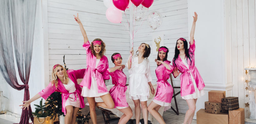 Matching Your Sneakers for The Upcoming Bachelorette Party