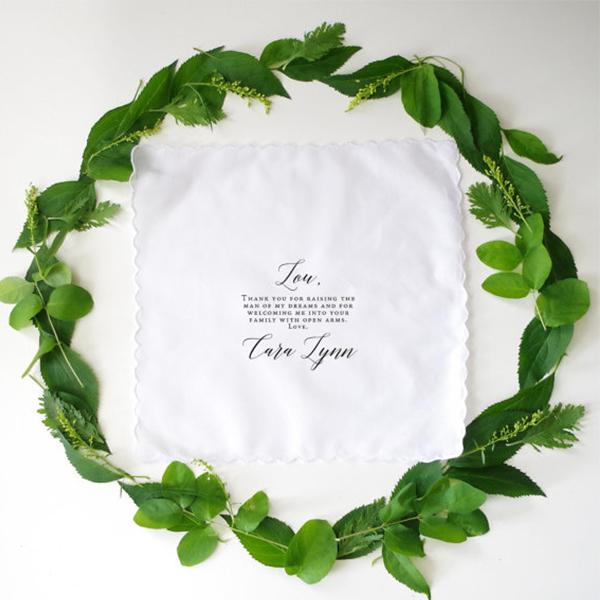 Mother-In-Law Printed Handkerchief