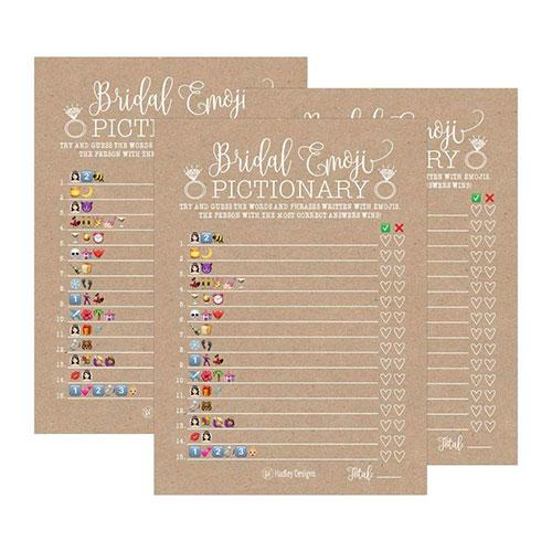 25 Rustic Emojis