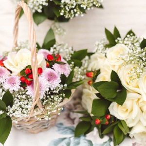 The Cutest Flower Girl Baskets You Can Shop in 2020
