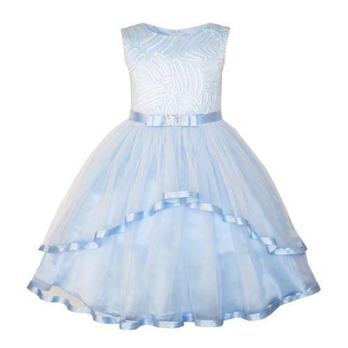 Sunny Fashion Belted Dress