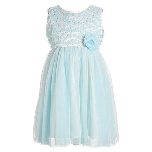 Popatu Sleeveless Floral Dress