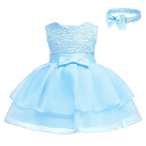 HX Baby Princess Lace Dress