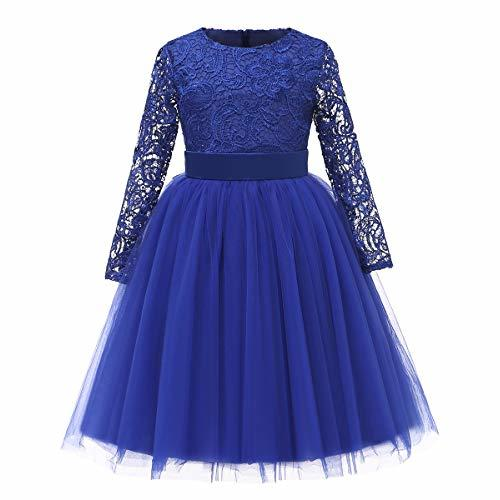 Abao Sister Lace Top Tulle Dress