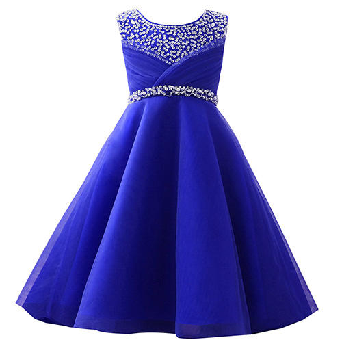 Castle Fairy Organza Sequin Dress