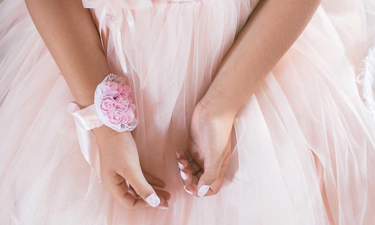 Best Pink Flower Girl Dresses