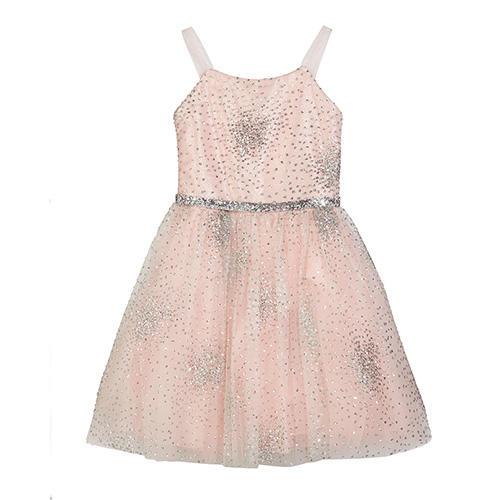 Zoe Amelia Sparkle Tulle Party Dress