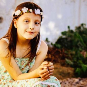 Best White Flower Crowns for Flower Girls