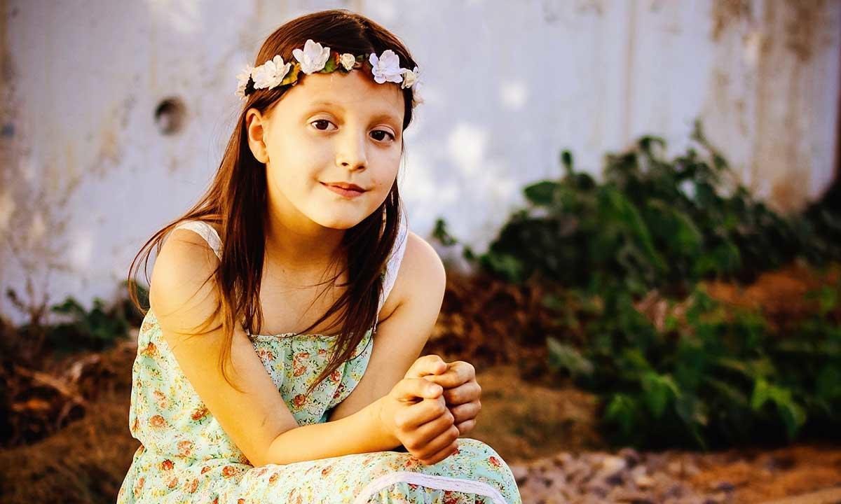 Best White Flower Crowns for Flower Girls