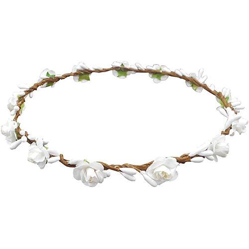 Dashiatere Hippy DIY Mini Paper Flower Crown