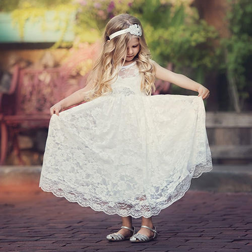 Sweet Valentina Country Dress