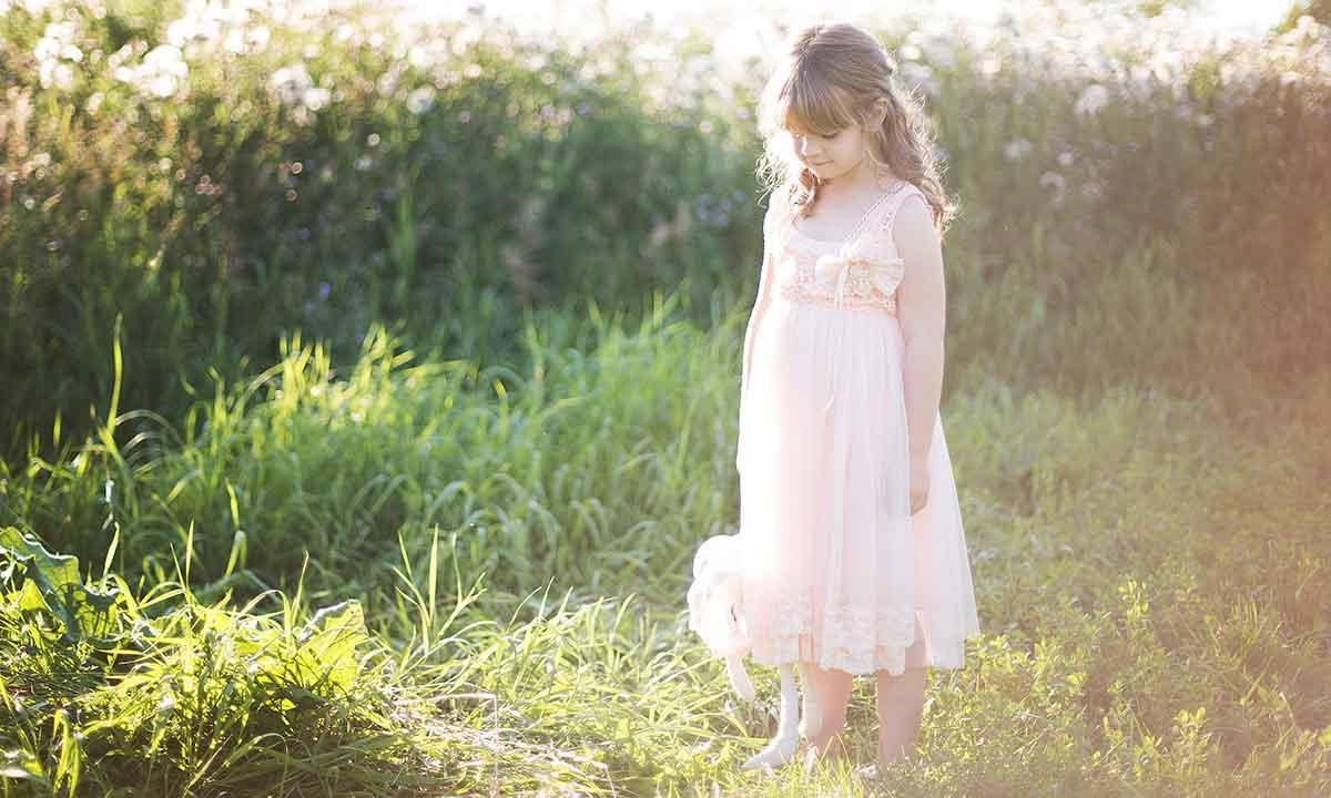 Cutest Tulle Flower Girl Dresses