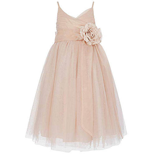 Princhar Blush Tulle Dress