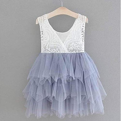 2Bunnies Lace Tiered Tutu Dress