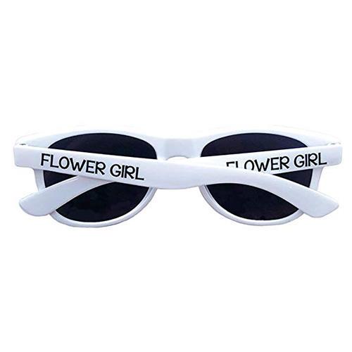 The Crafty Engineer Ring Bearer & Flower Girl Sunglasses