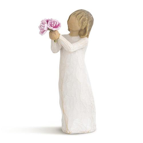 Willow Tree Hand Painted Figurine