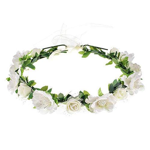 Love Sweetey Rose Wreath