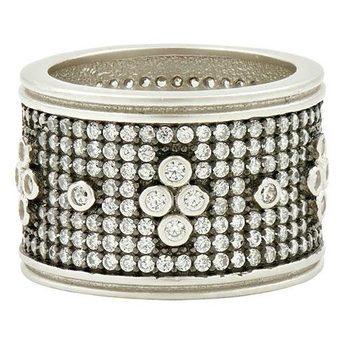 Freida Rothman Clover Ring