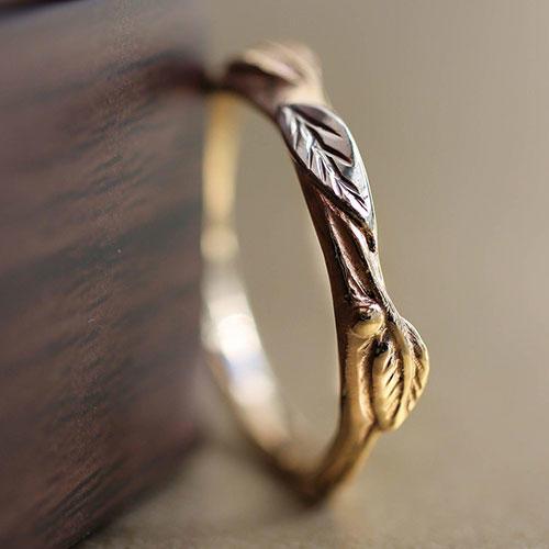 EdenGarden Jewelry Nature Ring
