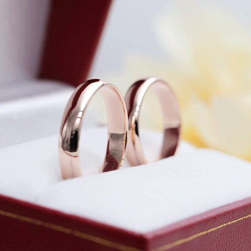 Master Jewelry Shop Classic Couple Rings