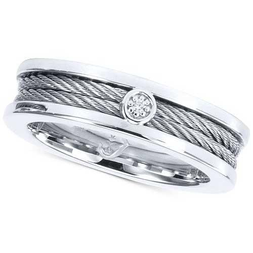 CHARRIOL Stainless Steel Band