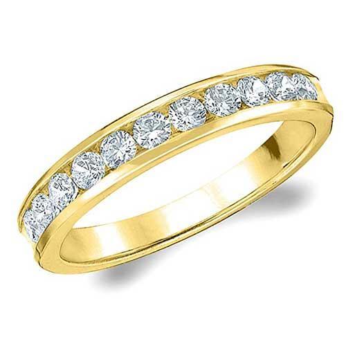 Eternity Wedding Bands Symphony Diamond Wedding Ring
