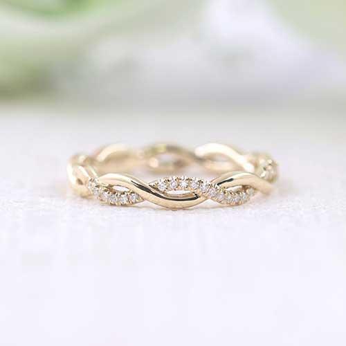Diamond Fine Jewelry Vine Diamond Ring