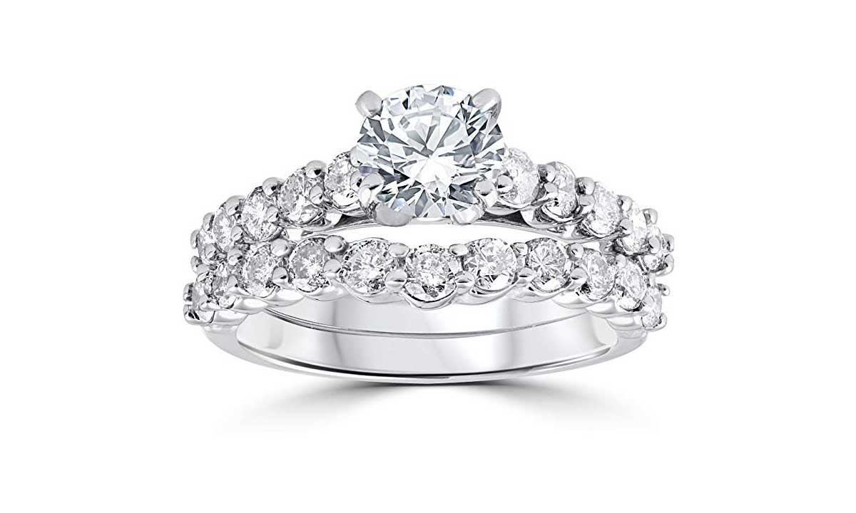 Best Wedding Ring Sets 2019 Mywedding
