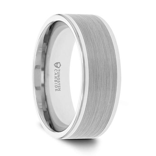 MILANA Tungsten Ring