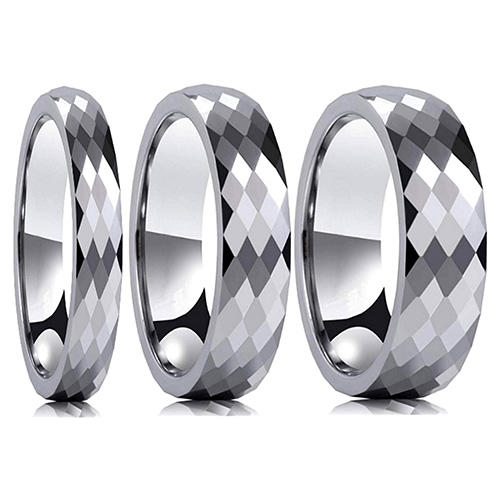 Unity Ring Designs Tungsten Band