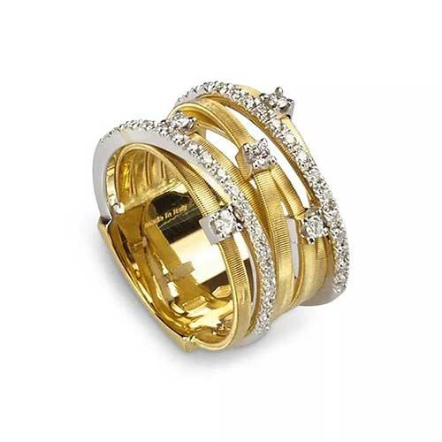 Marco Bicego Goa Seven Row Ring
