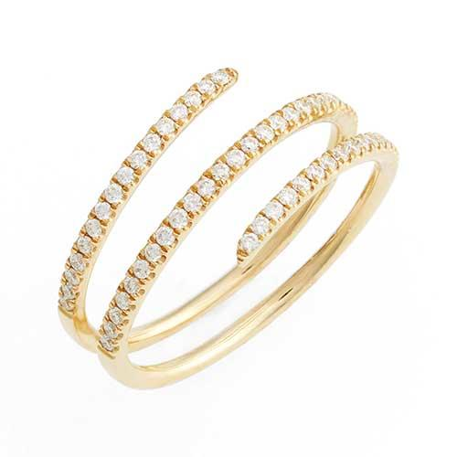 Bony Levy Diamond Ring