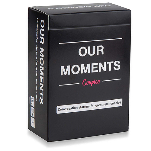Our Moments Questions Game