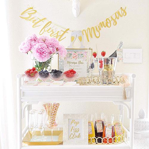 Cotier Mimosa Bar Bridal Shower Kit
