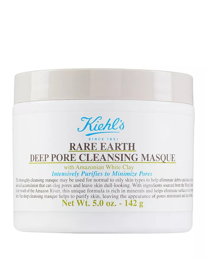 Kiehl's Rare Earth Pore Cleansing Mask