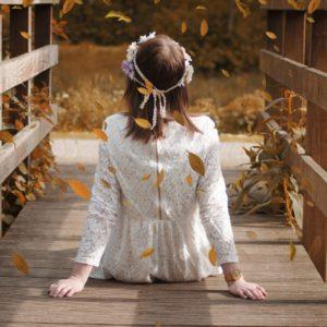 Best Fall Flower Girl Dresses