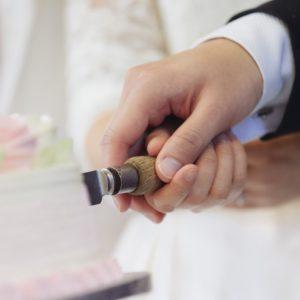 Fun Fall Wedding Cake Toppers