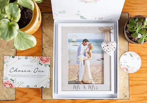 Chosen One Loved & Gifted Mr. & Mrs. Frame