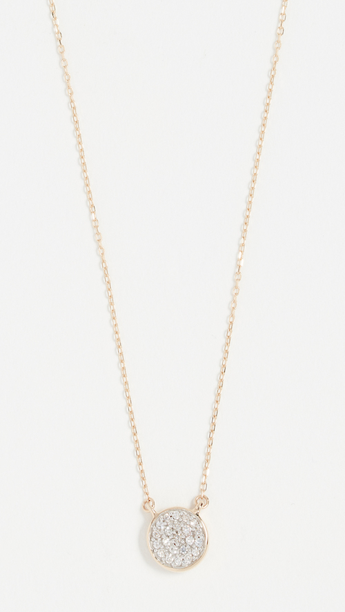 Adina Reyter Disc Necklace