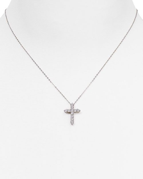 Nadri Cross Pendant