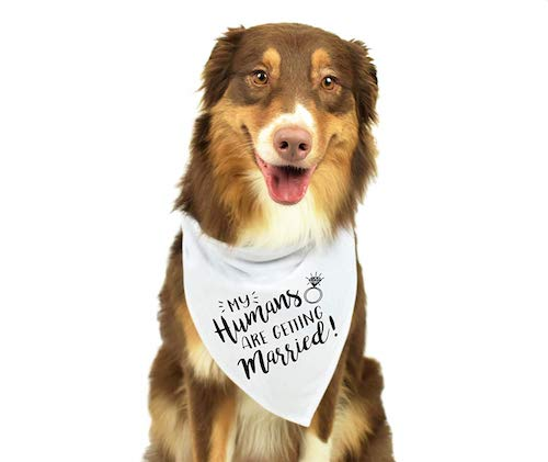 "Moonwake Designs ""My Humans Are Getting Married"""