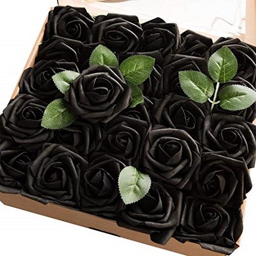 Ling's Black Roses