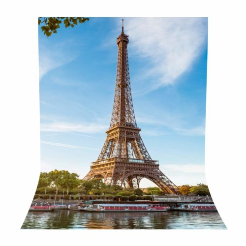 LYLYCTY Eiffel Tower Landscape