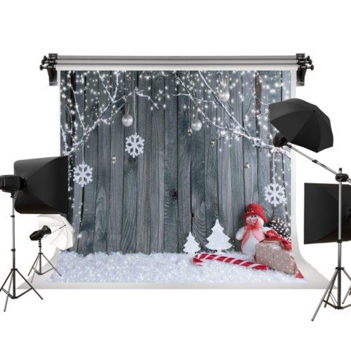 Kate Christmas Backdrop