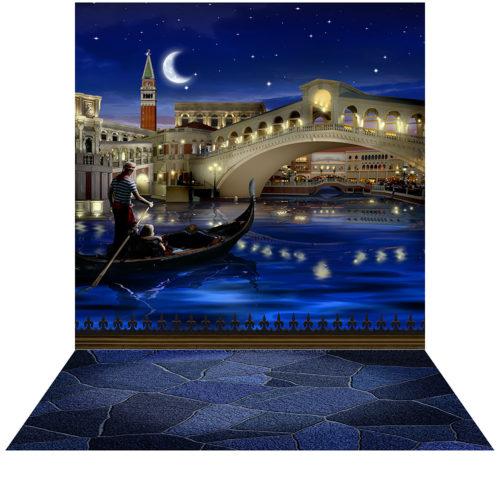 Alba Background Venice Backdrop